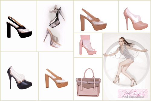 af986326d PARISIAN SHOES AND BAGS Holiday 2012 Collection