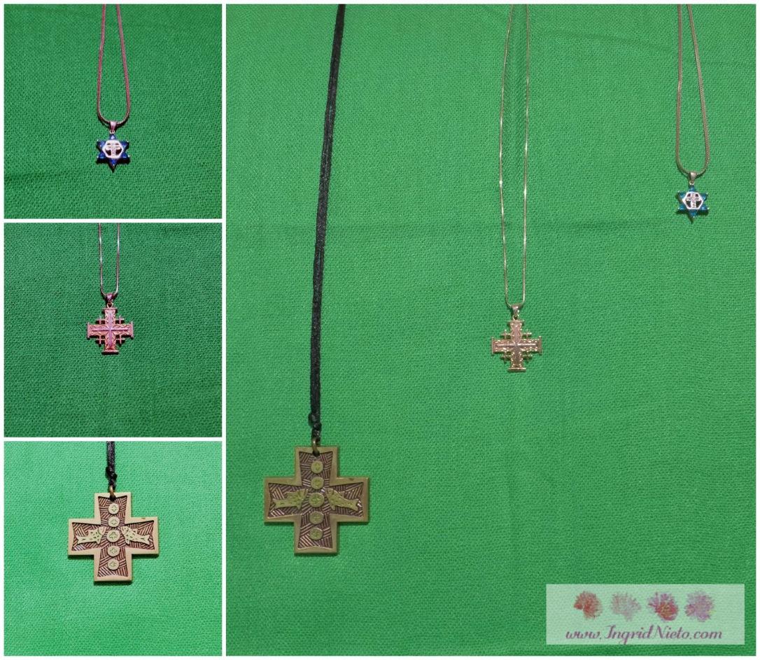 Israel Necklaces