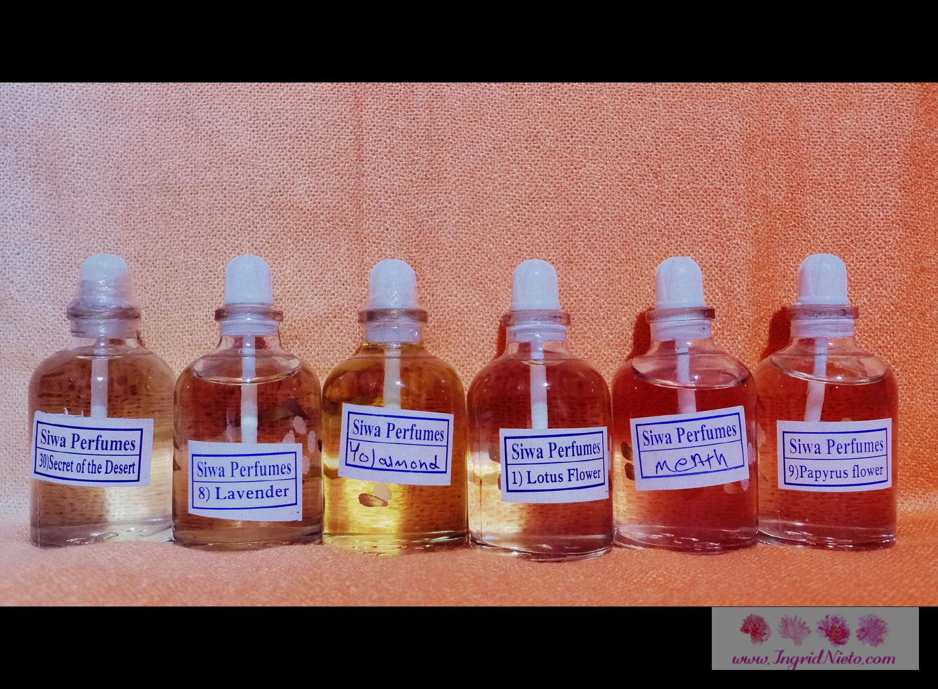 Siwa Essential Oils Ingrid Nieto