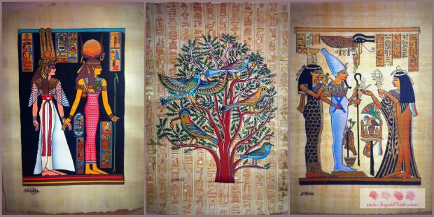 Papyrus Paintings