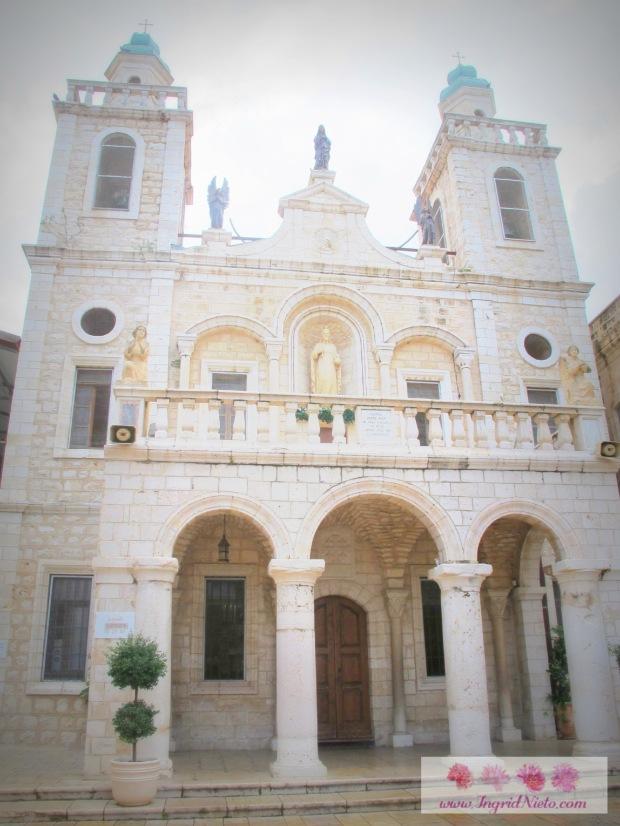 The Franciscan Church at Cana