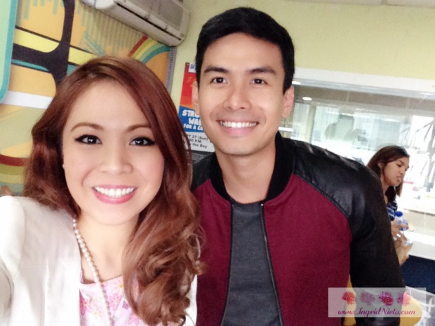 "Christian Bautista performed songs from his latest album ""Soundtrack"""