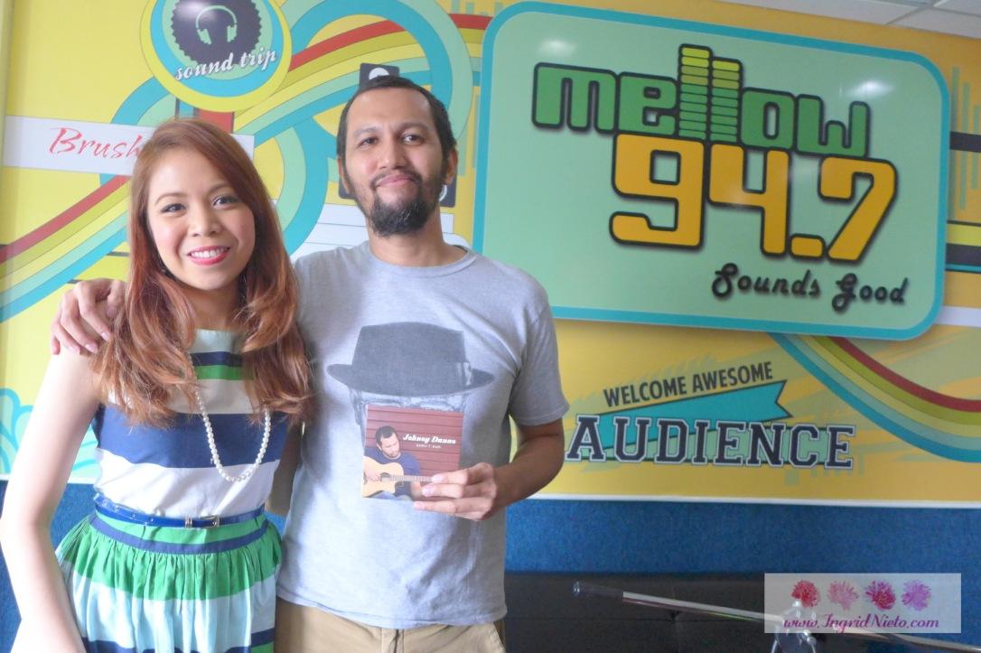 Johnoy Danao, one of my favorite Filipino singer-songwriters. I'm in love with his Samu't Sari album.